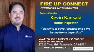 FIRE UP CONNECT-Kevin Kansaki