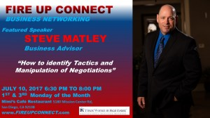 FIRE UP CONNECT-SteveMatley