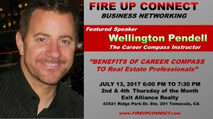 FIRE UP CONNECT-WellingtonPendell