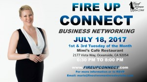FireUp Business networking - Monica Huggins