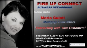 FIRE UP CONNECT-MariaGulati