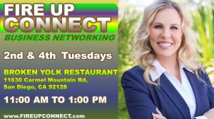 FIRE UP CONNECT - MELISSA HUK