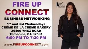 FIRE UP CONNECT - JaniceMcEnteeTV1