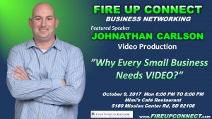 FIRE UP CONNECT - Johnathan Carlson