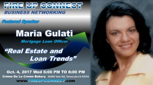 FIRE UP CONNECT-Speakers Maria Gulati 101817